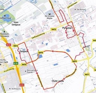 route_kaart